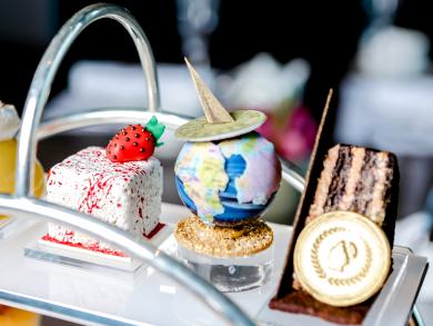 Caesars Bluewaters Dubai presents the most original afternoon tea