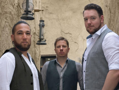Dubai's Big Mouth band to stream gig via social media