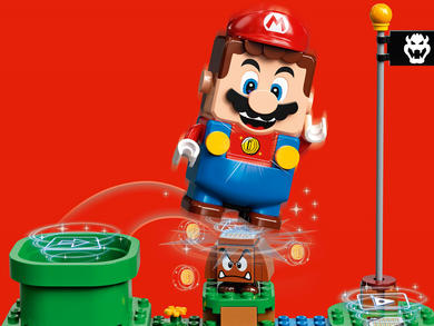LEGO is launching Super Mario box sets in the UAE