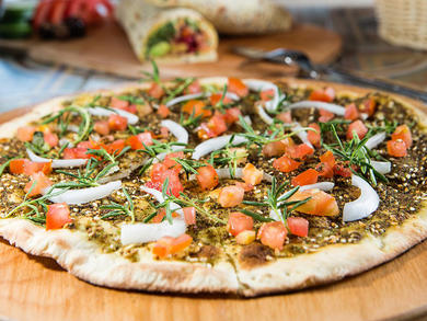 Three Middle Eastern vegan menus to try in Dubai