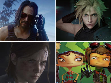 Four PS4 and XBOX games to look forward to in 2020