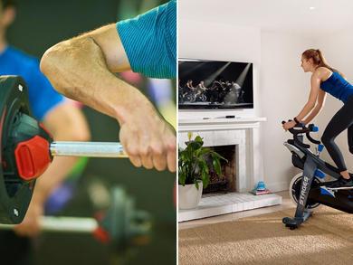 Dubai's GFX and NRG now offering rentable gym equipment