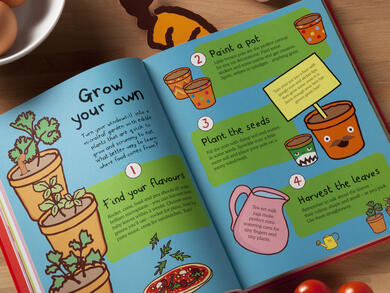Six family-friendly cook books for kids in the UAE to try