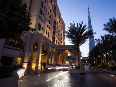 Dubai's Vida Hotels launches balcony live music sessions