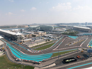 Abu Dhabi Grand Prix dates are likely to change as F1 season is put on hold