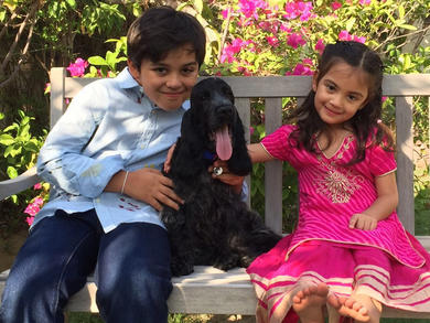 Why having a pet in the family is beneficial for UAE kids