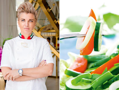 Vegetarian, vegan or plant-based? Chef Silvena Rowe explains differences
