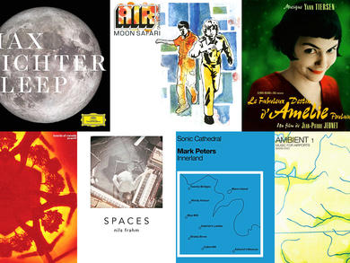 Ten chill-out albums perfect for soothing your soul during lockdown