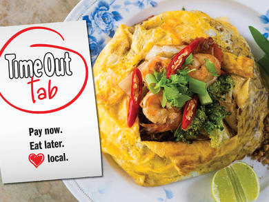 Time Out Tab: Café Isan
