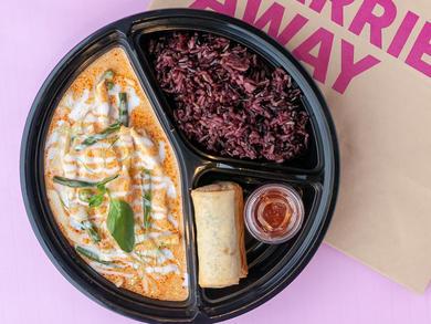 Dubai's Fuchsia Urban Thai launches business lunch boxes