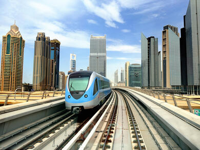Dubai public transport timings updated
