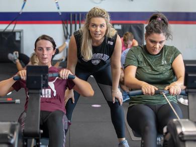 F45 Dubai launching live team personal training through virtual workouts