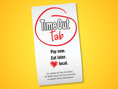 Support local restaurants with Time Out Tabs