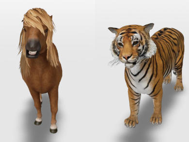 Google has launched fun 3D animals that kids can see at home in the UAE