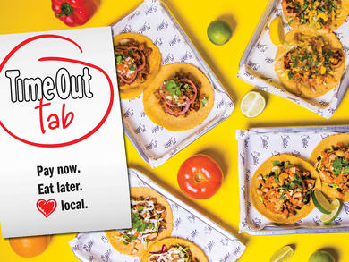 Time Out Tab: Maiz Tacos