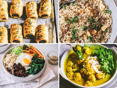 Batch cooking recipes for while you're on lockdown in the UAE