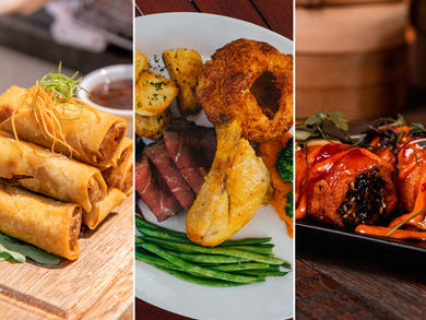 Casual dining deliveries to try in Dubai