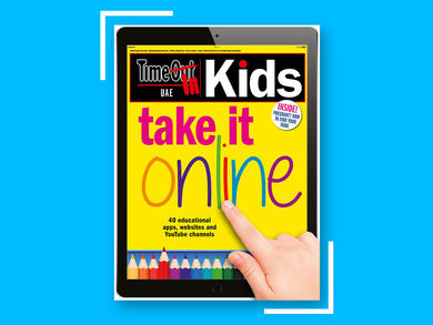 Time Out UAE Kids magazine now available for free download
