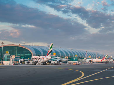 UAE to facilitate transit flights for British nationals