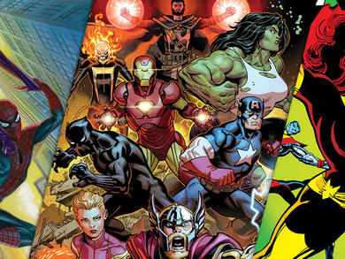 How you can read free Marvel comics in the UAE