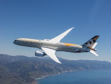 Abu Dhabi's Etihad airways announces more outbound passenger flights