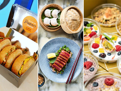 Five delivery discount deals to try in Dubai this weekend