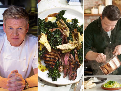 Four celebrity chefs and food bloggers share their ultimate Easter recipes to try at home