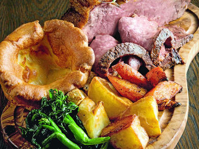 Where to order a roast dinner from in Dubai