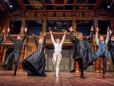 Shakespeare fans in the UAE can stream famous plays for free