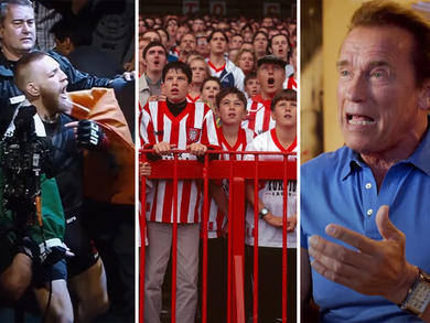 The best sports documentaries to watch on Netflix in the UAE