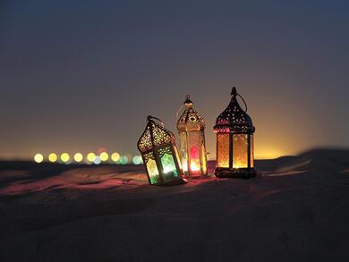 Ramadan 2020 in the UAE