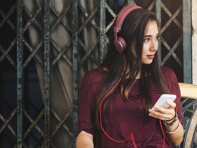 Brilliant music podcasts to listen to in the UAE