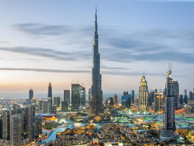 Dubai's restriction on movement has been partially lifted for Ramadan