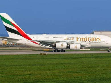 Emirates Airline announces limited flights to Europe next week