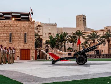 Ramadan 2020 Dubai: Dubai Police set up Ramadan cannons sites