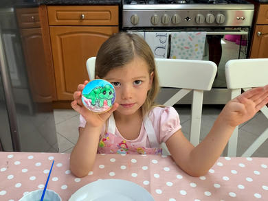 Keep your kids entertained with at-home DIY baking kits