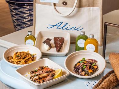 Dubai's best seafood restaurant 2020 is now delivering