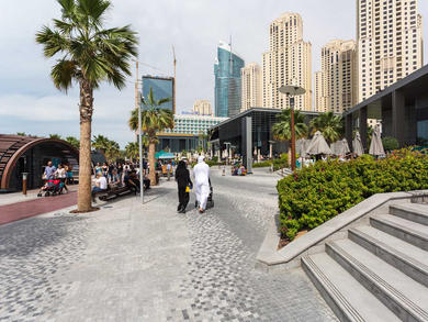 Things to do in JBR: Jumeirah Beach Residence Dubai, the ultimate guide