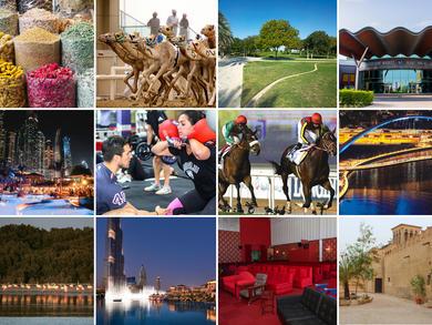 50 free things to do in Dubai