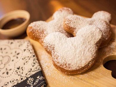 Recipe: Disney's Mickey Mouse beignets