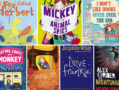 Eight brilliant books for kids of all ages