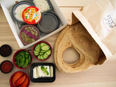 Ka'ak Al Manara launches all-new make your own ka'ak kits