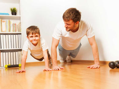 Six virtual fitness classes for kids in the UAE