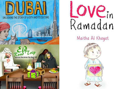 Three top books for kids in the UAE