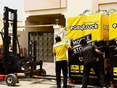 Cheap storage facilities in Dubai