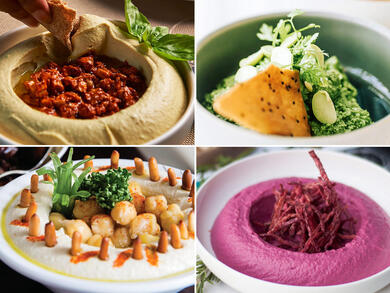 10 brilliant hummus dishes to try in Dubai