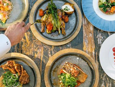 Four Seasons Dubai restaurants launch delivery service