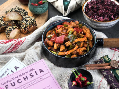 "Dubai's Fuchsia Urban Thai launches iftar ""bestie bundles"""