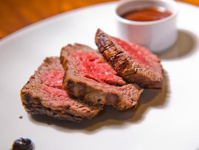 Recipe: Rib-eye steak from STK