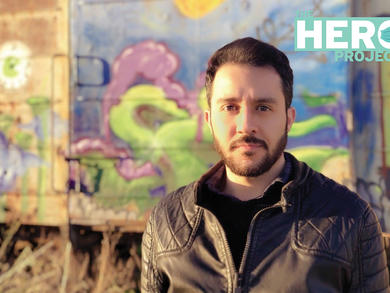 The Hero Project: Rami Malaeb of Médecins Sans Frontières